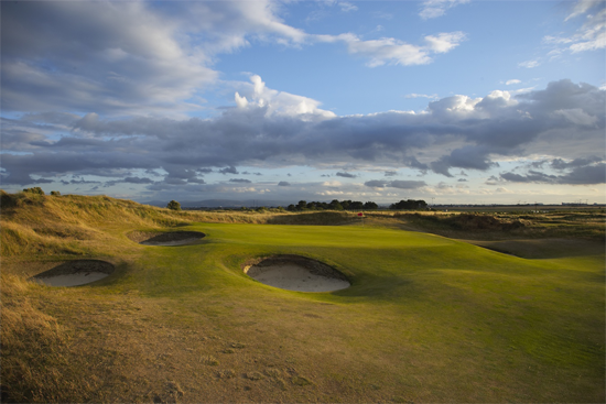 Portmarnock Golf Links Bunkers