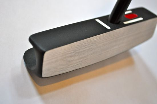 SeeMore FGP Original Putter Toe