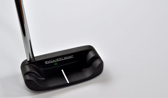 Boccieri Golf P3 M Belly Putter Back View