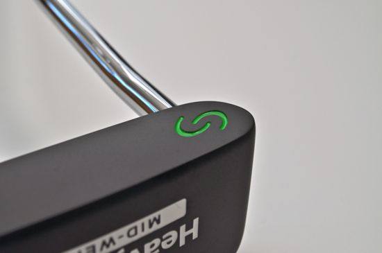 Boccieri Golf P3 M Belly Putter Logo1