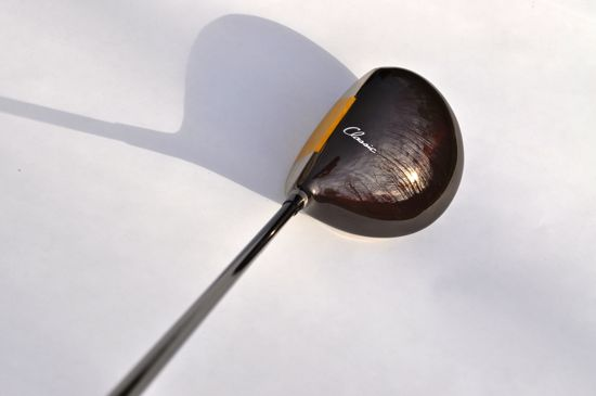 Cleveland Classic Driver Top Gold