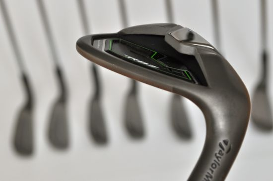 TaylorMade RocketBallz Irons Attack Back