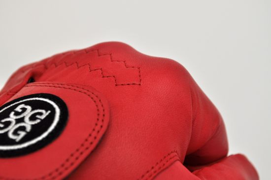 G/Fore Gloves Fist Red