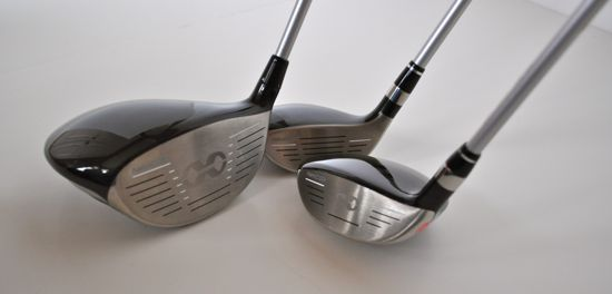 Nike Golf VRS Driver, Fairway, and Hybrid Nike Driver Fairway Hybrid VRS Family