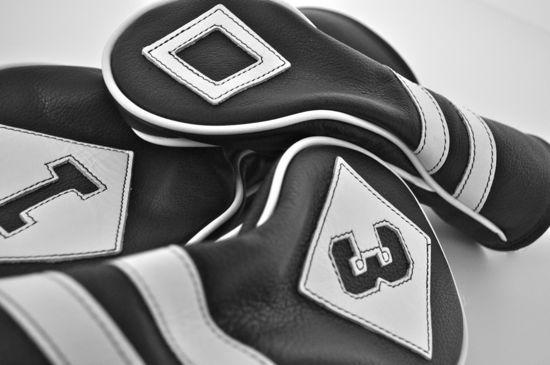 Cru Golf Headcovers reserve set covers
