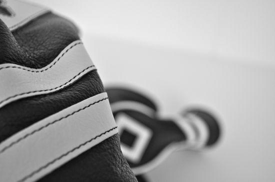 Cru Golf Headcovers stitching