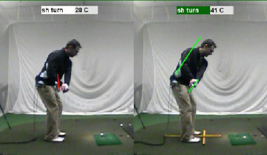GolfTEC Lessons BenClubface