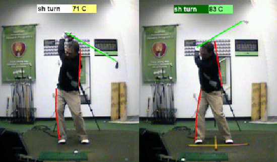 GolfTEC Lessons BenStanceChanges