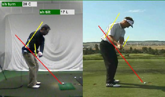 GolfTEC Lessons BenVsApplebyTakeaway