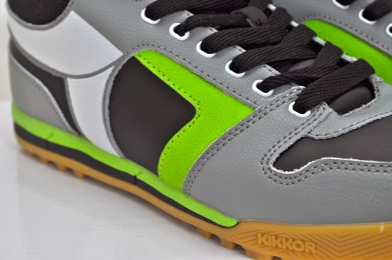 Kikkor New Heights Golf Shoes Crowd Pleaser Side