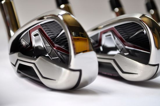 Nike VR S Irons Backs