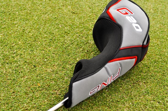 ping g20 driver head cover