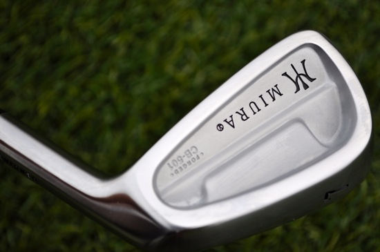 Miura CB-501 and Blade 2007 Irons Review (Clubs, Hot Topics ...