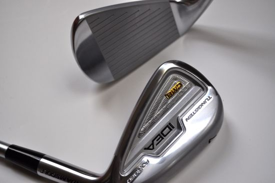 Adams CMB Irons Friends
