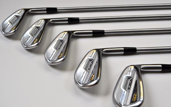 Adams CMB Irons Head and Ferule