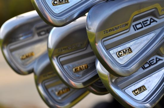 Adams CMB Irons Whole Package