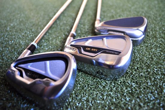 Cleveland 588 Iron Sets 588 PW Altitude MT TT Back