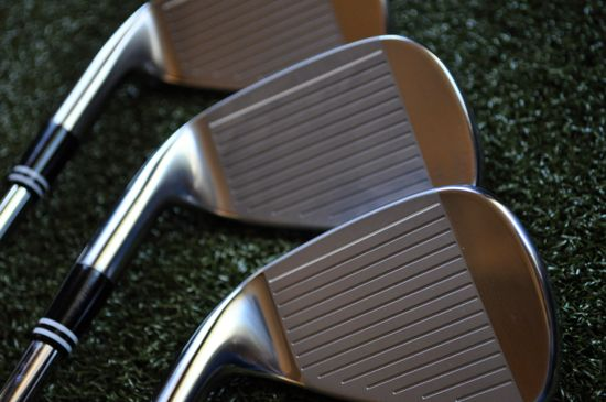 Cleveland 588 Iron Sets 588 PW Altitude MT TT Face