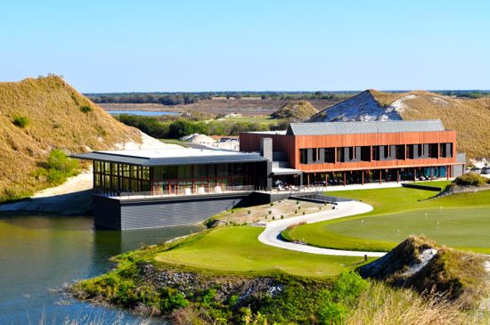 Streamsong Review Streamsong Clubhouse