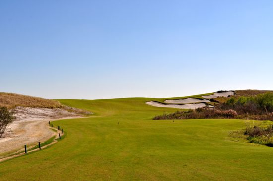 Streamsong Review Streamsong Doak Bunkers