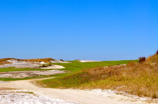 Streamsong Review Streamsong Sand