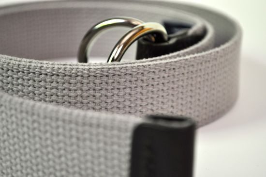 Maide Apparel Review Bonobos D Ring Belt Grey