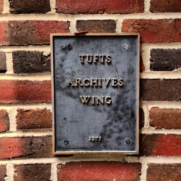 Tufts Archives